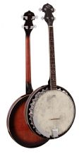 Barnes and Mullins Banjo  Tenor Banjo BJ304